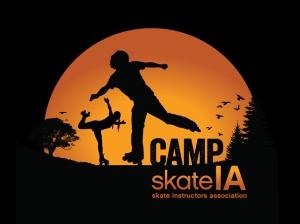 CAMP Skate IA tshirt