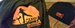 swag for camp CSIA 2015